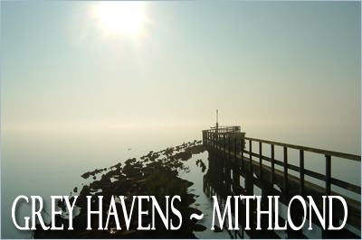 Grey Havens Postcard