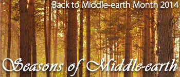 Back to Middle-earth Month 2014 Participant