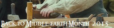 Back to Middle-earth Month 2015 Participant