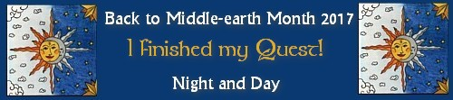 Back to Middle-earth Month 2017 Banner I Finished My Quest