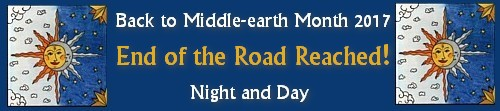Back to Middle-earth Month 2017 Banner End of the Road Reached