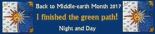 Back to Middle-earth Month 2017 Banner I Finished the Green Path
