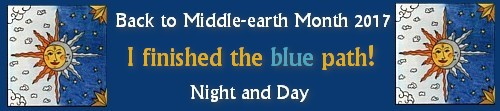 Back to Middle-earth Month 2017 Banner I Finished the Blue Path