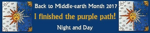Back to Middle-earth Month 2017 Banner I Finished the Purple Path