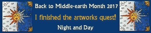 Back to Middle-earth Month 2017 Banner I Finished the Artworks Quest