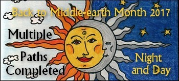 Back to Middle-earth Month 2017 Banner Multiple Paths Completed