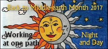 Back to Middle-earth Month 2017 Banner Working at One Path