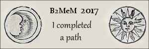 Back to Middle-earth Month 2017 Banner I Completed a Path