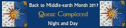Back to Middle-earth Month 2017 Banner Quest Completed