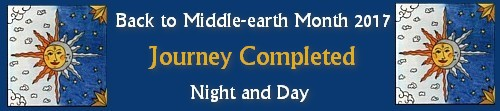 Back to Middle-earth Month 2017 Banner Journey Completed