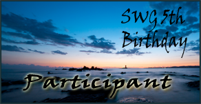 SWG Fifth Birthday Banner