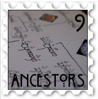 September 2017 Ancestors challenge stamp
