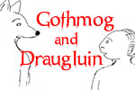 Gothmog and Draugluin by pandemonium_213