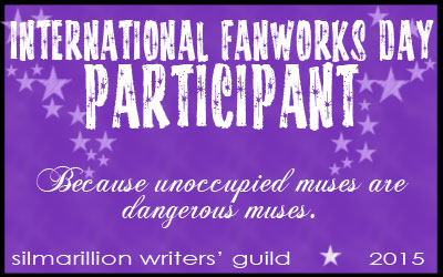 International Fanworks Day 2015 on the Silmarillion Writers Guild