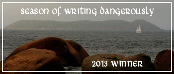 Season of Writing Dangerously 2013 Winner